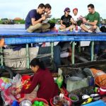 experience cai be floating market in vietnam
