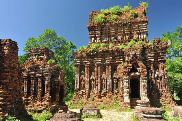 explore my son sanctuary in vietnam