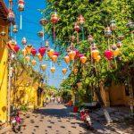 morning at hoi an ancient town
