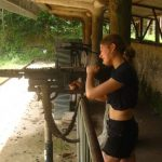shooting in cu chi tunnels