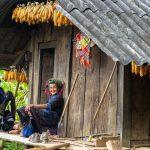 ta van village in sapa north vietnam