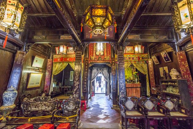 tan ky ancient house in hoi an
