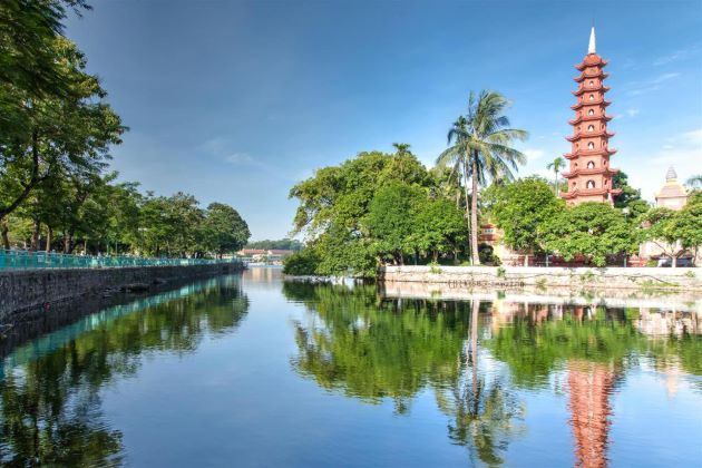 visit hanoi the capital of vietnam