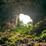 cave exploring at phong nha ke bang